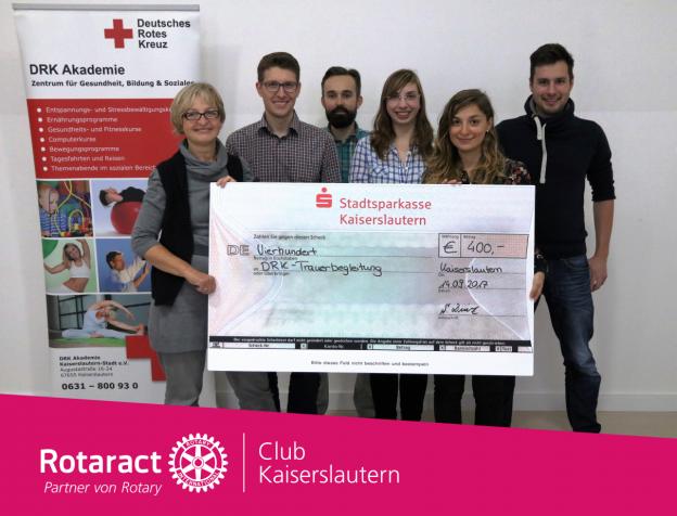 Helfen Rotaract Club Kaiserslautern Seite 4